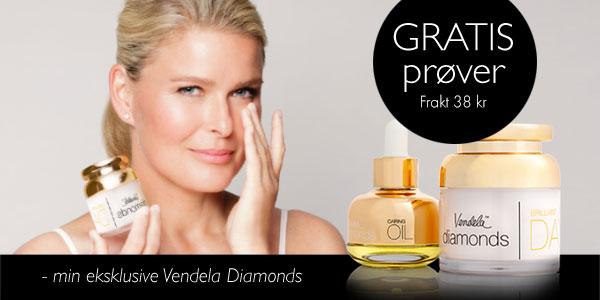 Vendela Diamond Hudpleie - Få din Gratis Prøve i dag